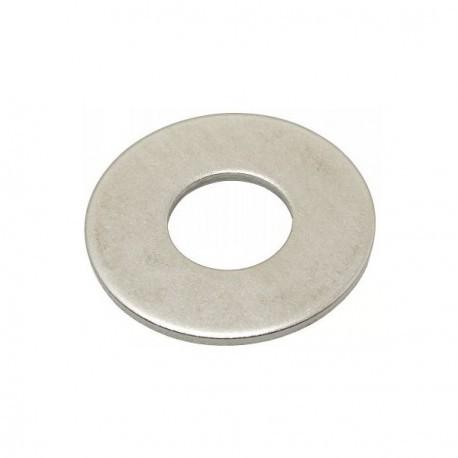 Rondelles plates INOX A2 Série M