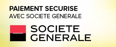 Visserie Boulonnerie - Paiement securise avec Societe Generale